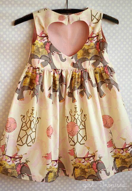 Como hacer vestidos bonitos para ninas