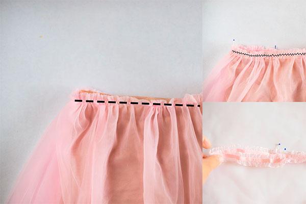 Como hacer un vestido de hada para ni as paso a paso - Como hacer un estor enrollable paso a paso ...