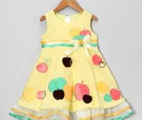 Vestidos primavera 2017 para niñas