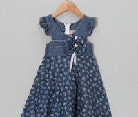 imagenes de vestidos casuales para niñas