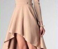vestido elegante patron