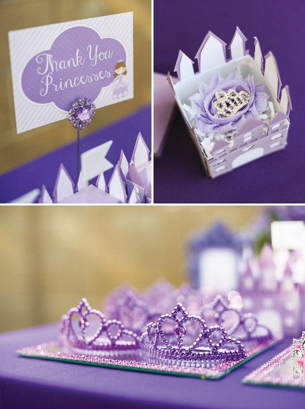 Cumpleaños decorado de Princesa Sofia05