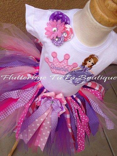 Ideas para hacer vestidos de princesa sofia04