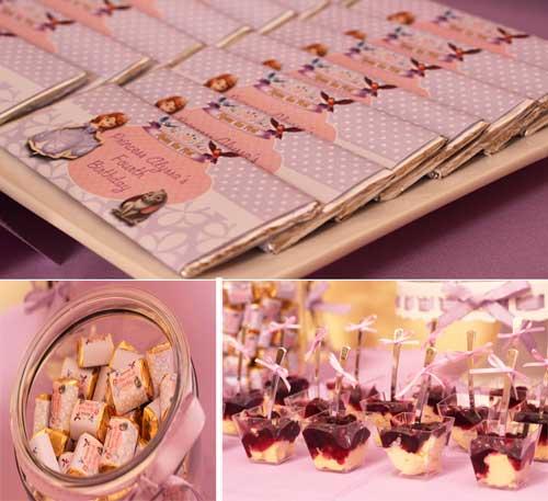 decoracion de princesa sofia para cumpleaños01