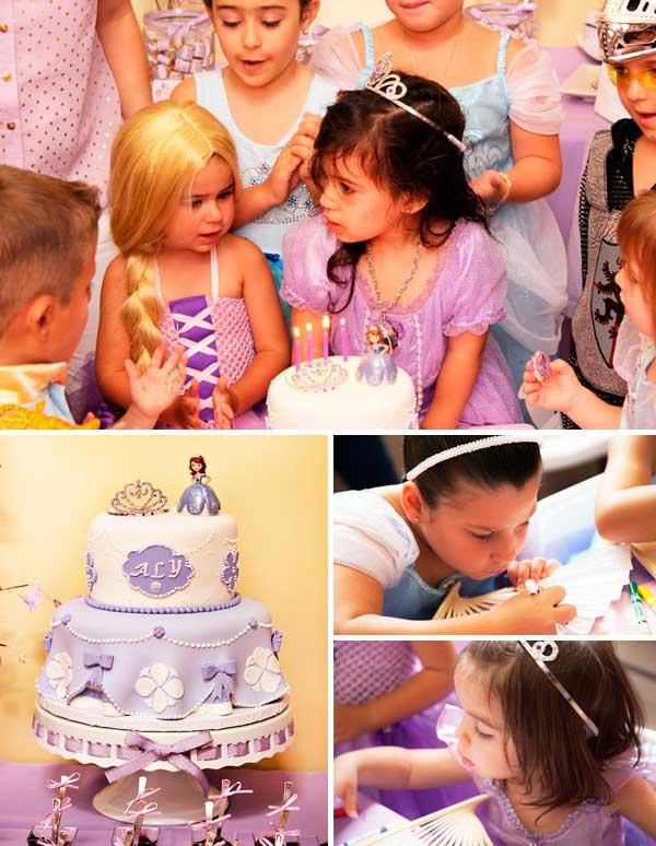 decoracion de princesa sofia para cumpleaños06