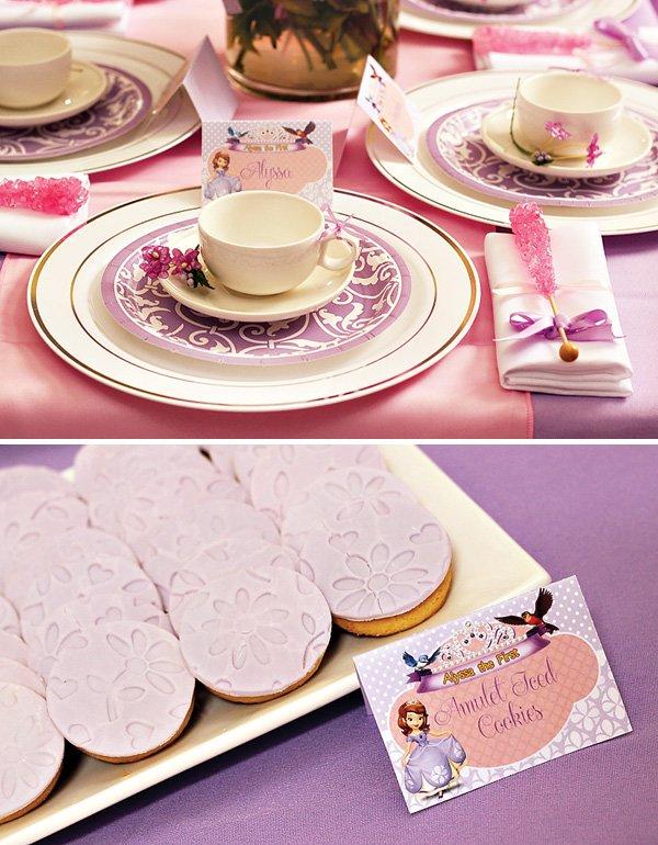 decoracion de princesa sofia para cumpleaños08