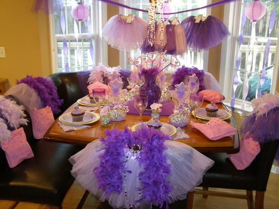 mesa de dulces para fiestas infantiles princesa sofia01