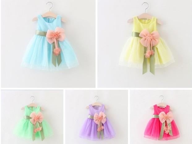 vestidos para niñas de 2 años para fiesta
