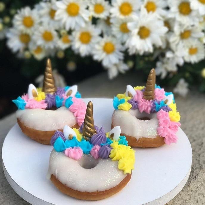 Decoraci n de fiesta de cumplea os de unicornio for Decoracion para pared de unicornio
