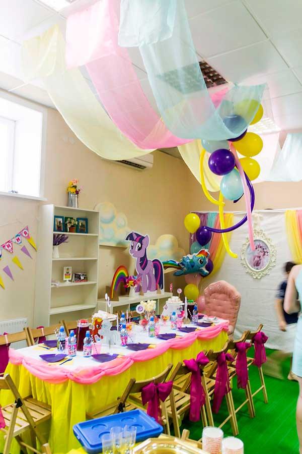 Decoracion de Fiesta de Cumpleaños de My Little Pony03