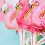 Decoracion para fiesta tematica flamingos05