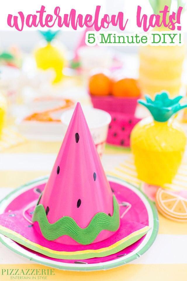 Decoracion para fiesta tematica frutas03