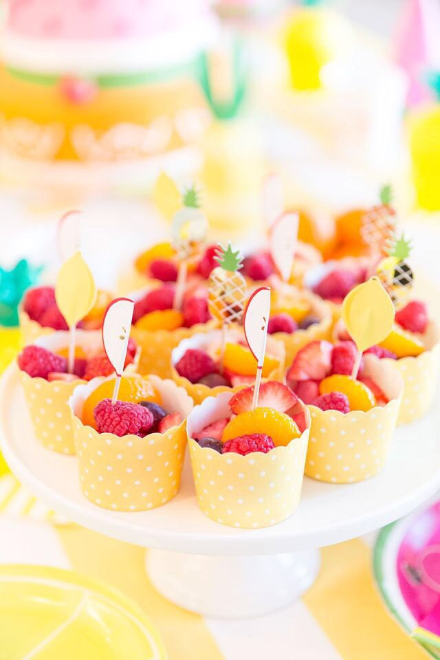 Decoracion para fiesta tematica frutas04