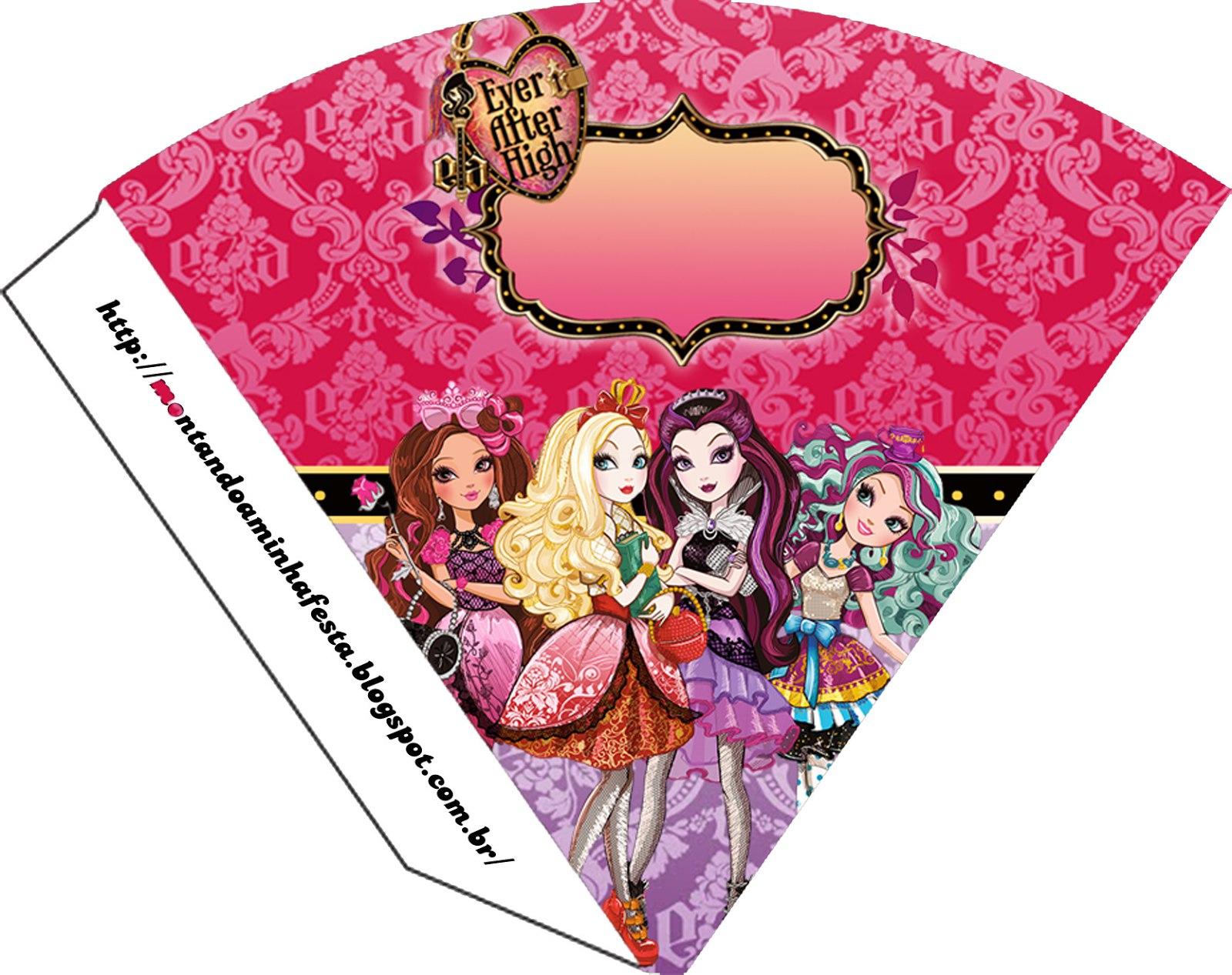 Imprimibles de las Monster High gratis