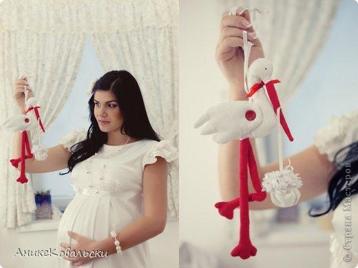 Modelos de cigueñas para baby shower