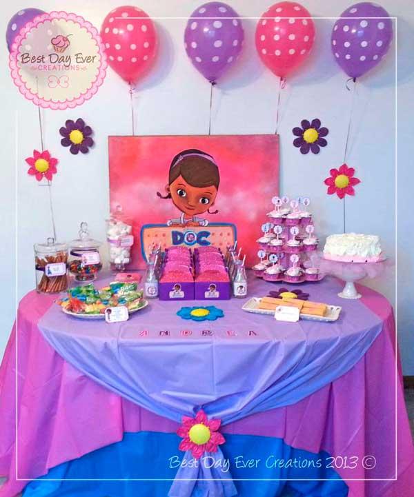 fiesta infantil tematica doctora juguetes01