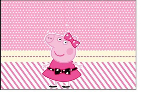 Pepa Pig: Imprimibles Gratis para Fiestas