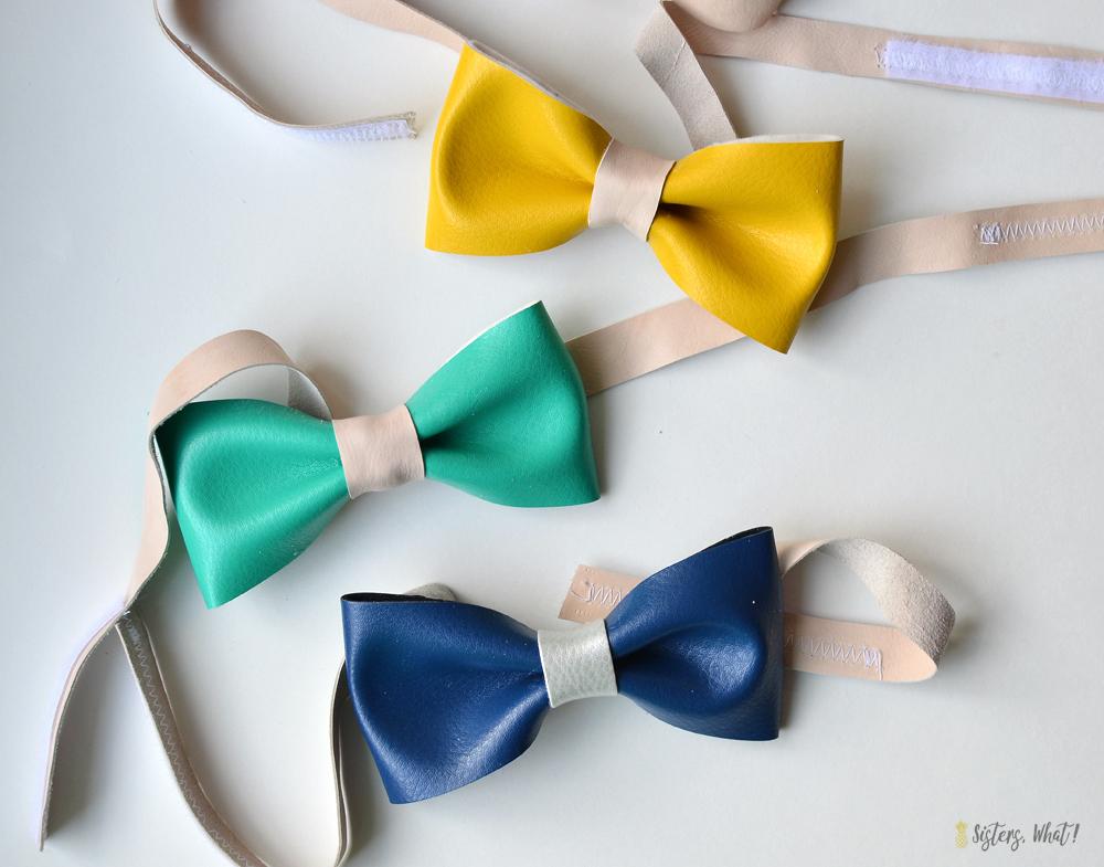 Como hacer una corbata de mo o con cuero para ni os for Como construir pileta de material