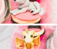 Ideas para decorar una fiesta de The Game of Thrones para niñas
