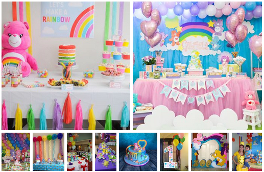 Ideas Para Decorar Una Fiesta De Ositos Cari 241 Ositos