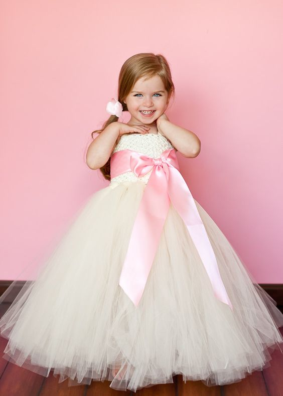 Modelos De Vestidos De Presentacion Para Niñas