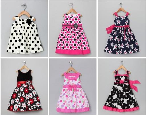 1f4e4b30b Modelos de vestidos para niñas de 4 años