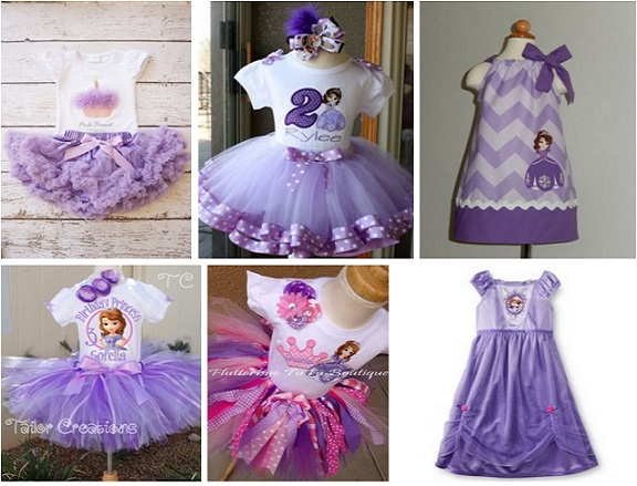 Ideas vestidos princesa sofia
