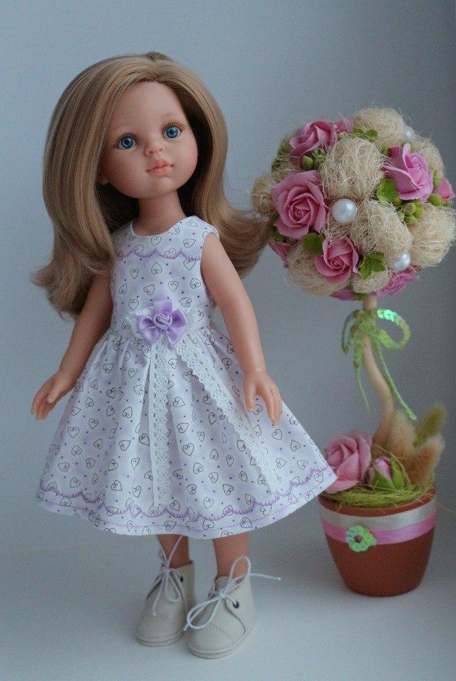 10 Hermosos Vestidos Para Muñecas Modelos Originales